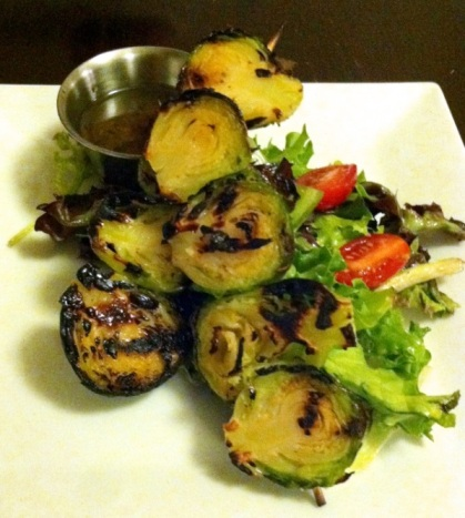 Cafe Pierrot Brussel Sprouts