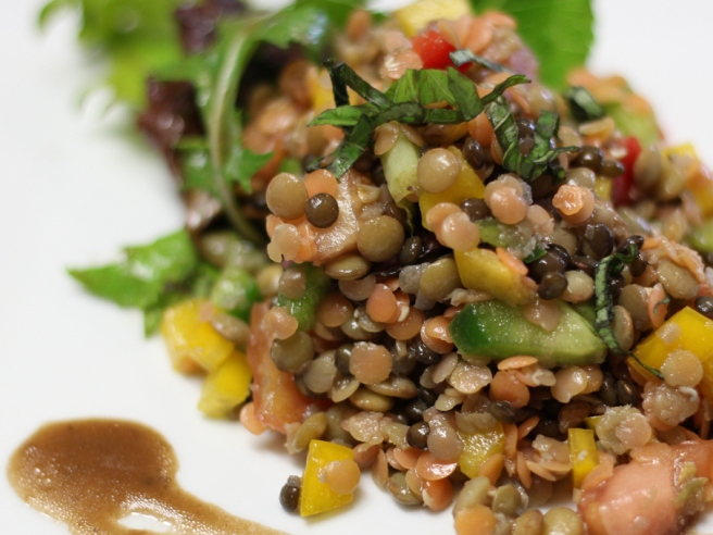 Red Lentil Salad copy