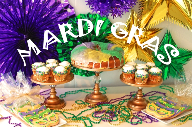 MARDI GRAS PARTY || CAFE PIERROT
