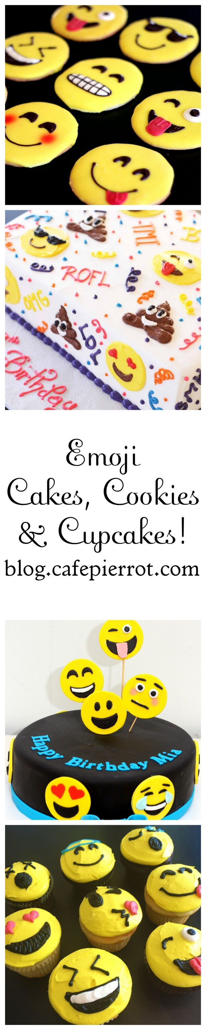 5 18 emoji blog post collage